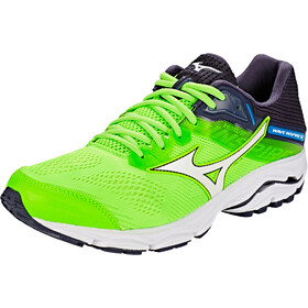 Mizuno Wave Inspire 15 Shoes Herren green gecko/white/graphite
